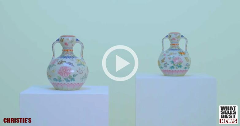 Found Pair Of Vases Fetch 19 Million