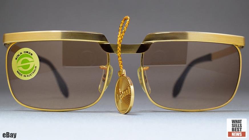 172ed389bda HOT   Vintage Sunglasses Fetch  20