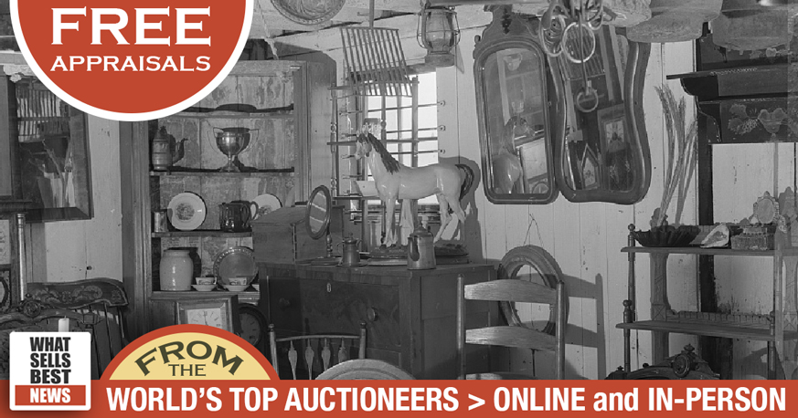 Where To Sell Antiques for Top Dollar